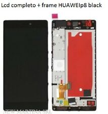 "Display completo HUAWEI Ascend P8 GRA-L09 5,2"" Nero Touch screen + LCD + Frame"
