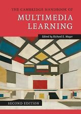 THE CAMBRIDGE HANDBOOK OF MULTIMEDIA LEARNING - RICHARD E. MAYER (HARDCOVER) NEW