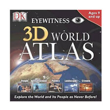 Explore 3D World Atlas Learning Power Pack, New
