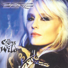 DORO + Calling the wild + CD+ Hard Rock + Made in Germany +2000+
