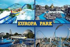 SOUVENIR FRIDGE MAGNET of EUROPA-PARK GERMANY