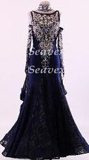 K3182 Formal gown Ballroom Tango Waltz foxstep salsa standard dance dress UK 14