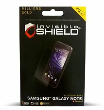 Zagg InvisibleShield for Samsung Galaxy Note Screen Protector