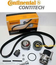 GENUINE CONTI TIMING BELT KIT + PUMP AUDI A3 A4 A6 VW SEAT GOLF V PASSAT 2.0TDI