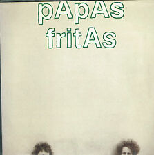 "45T 7"" : Papas Fritas: passion play. mighty fresh. green vinyl indie"