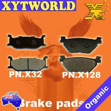 Front Rear Brake Pads Yamaha XP500 XP 500 T-Max 2001-03