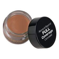 NYX Cosmetics Full Coverage Concealer Jar CJ08 - Nutmeg