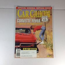 """Car Collector Magazine August 2000 Corvette Fever, """"One Owner Of Magazine"""""""