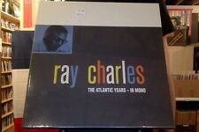 Ray Charles The Atlantic Years in Mono 7xLP box set sealed vinyl