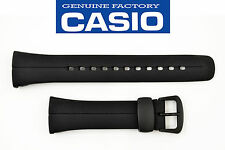 Casio Original Watch Band STRAP WVA-106HJ WVA-106HA WVA-106HU WVA-106HE Black