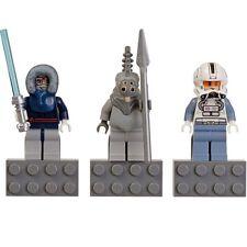 LEGO Star Wars Mini Figure Magnet Set - Anakin, Talz Chieftain & Clone Pilot