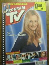PROGRAM TV 20 (12/5/2000)KAREN MULDER CATHERINE DENEUVE