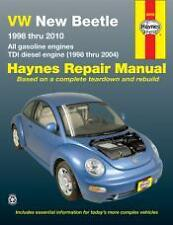 VW New Beetle 98-10 Haynes Repair Manual NEW Service Book owners Shop