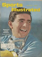 MEXICAN FORMULA 1 LEGEND RICARDO RODRIGUEZ 1962 SPORTS ILLUSTRATED FERRARI