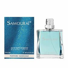 Alain Delon Samourai Eau de Toilette Spray for Men 100ml