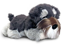 *NEW* PLUSH SOFT TOY KORIMCO Schnauzer Dog Fergus 30cm - Teddy