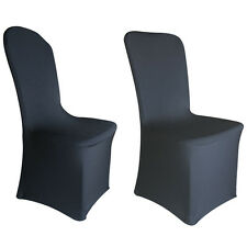 Wedding Chair Covers Lycra Universal Fitting Spandex Party Seats Stretchy Fitted
