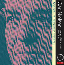 Syms 1 & 4 - Nielsen / New York Phil / Gilbert (2014, SACD NIEUW)
