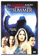 I'll Always Know What You Did Last Summer WS NEW DVD Buy 2 Items-Get $2 OFF