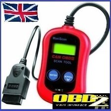 Citroen Xsara Picasso 01- OBD OBD2    SCANNER DIAGNOSTIC FAULT CODE READER UK*