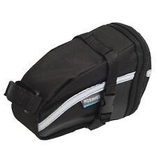 ROSWHEEL Bike Cycling Saddle Bag Seat Pouch Bicycle Tail Rear Storage ZH