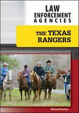 The Texas Rangers (Law Enforcement Agencies)-ExLibrary