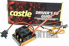 Castle Creations 1/10 Sidewinder SCT V3 Waterproof Brushless ESC Speed Control