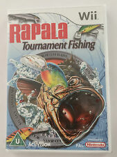 Rapala Tournament Fishing For Nintendo Wii (NEW & SEALED)