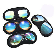Relax Sleep Eye Mask Shade Cover Blindfold Eyepatch Shield For Travel Sleeping