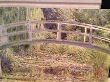 Claude Monet 'The Water-Lily Pond' Oil Painting International Masters Publishers