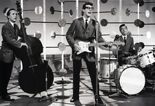 Buddy Holly and the Crickets Poster, Live in Concert, Rock n' Roll