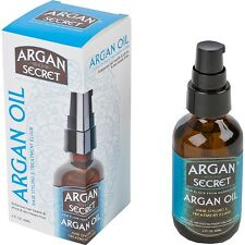 ARGAN SECRET MOROCCAN ARGAN OIL FROM MARRAKESH HAIR STYLING ELIXIR 60ML