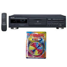 Teac CD Recorder with Remote RW890MK2-B with Trisonic Laser Lens Cleaner