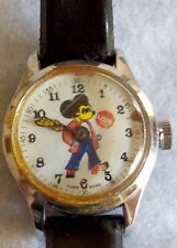 "Vintage 1960's Mickey Mouse ""Love"" Watch  - TLC"