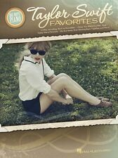Taylor Swift Favorites Learn to Play Country POP EASY BIG NOTE Piano Music Book