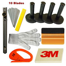 3M Felt Squeegee Decals Sticker Vinyl Film Installation Car Wrap Applicator Tool