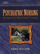 Psychiatric Nursing: Biological and Behavioral Concepts-ExLibrary