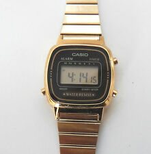 Ladies Casio Digital Alarm/Chronograph Watch (LA670WE)
