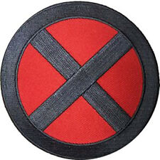 X-men Storm Red avenger embroidered iron on 3.5 inch patch