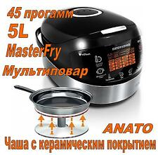 NEW! RU Multicooker REDMOND RMC-M91 5L Rice Cooker Steamer Мультиварка 220V