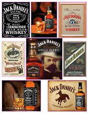 JACK DANIELS PHOTO-FRIDGE MAGNETS (8) IMAGES)