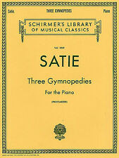 Erik Satie Three Gymnopedies For The Piano Learn CLASSICAL Music Book