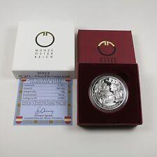 Österreich 20 Euro 2003 Silber PP Nachkriegszeit