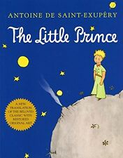 The Little Prince by Antoine de Saint-Exupery Mariner Books; 1st ed (Paperback)