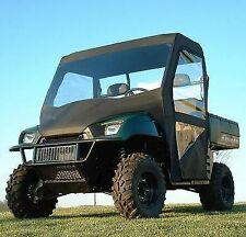 Full Enclosure with Vinyl Windshield for Polaris Ranger