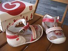 GBB bébé enfant sandalettes en cuir T18 NEUF