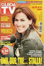 rivista GUIDA TV ANNO 2007 NUMERO 13 BARBARA D'URSO