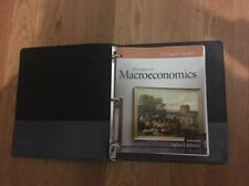 Principles of Macroeconomics by N Gregory Mankiw Aplia Edition 2012 Textbook New