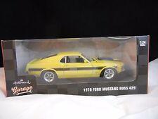 Hallmark Garage Model Car - 1970 Ford Mustang Boss 429 NIB