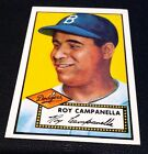 ROY CAMPANELLA 1952 Topps VINTAGE 1983 Topps Reprint Card #314 BROOKLYN DODGERS